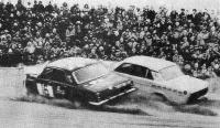 31 октября 1965 года на ленинградском мототреке гонки «волг»