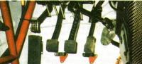 4 педали в новом «Форде-Эскорт-RS2000»