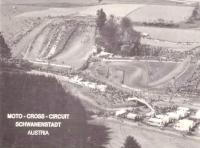 Австрийская мотокроссовая трасса