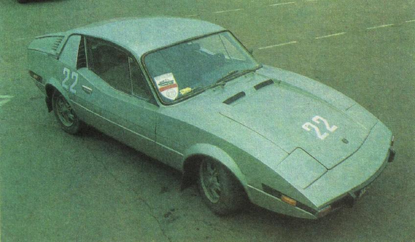 Автомобиль Мираж