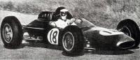 Д. Герни за рулем «Брэбхэм-ВТ5»