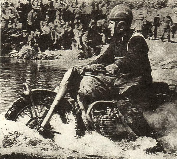 Дистанция командной гонки чемпионата страны 1951 года