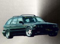 Дизельный универсал BMW 525tds
