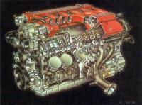 Двигатель Додж-Вайпер