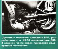 Двигатель ГК-1