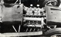 Двигатель «Лянча-D50»