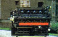Двигатель «Пежо-905-EV11»