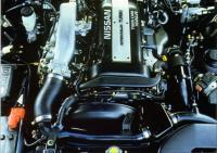 Двигатель японского красавца