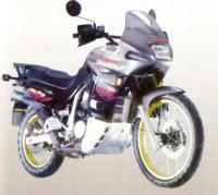 Экстремальный байк Honda Transalp