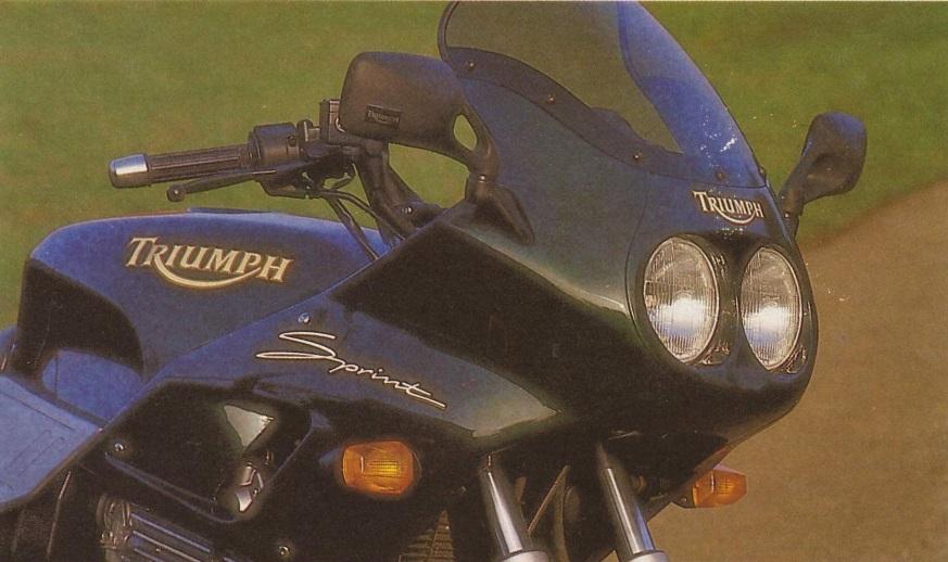 Фасад мотоцикла