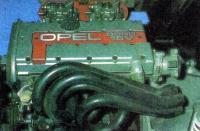 Фото двигателя «Опель-Лотос»