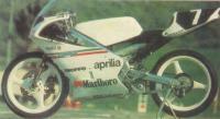 Фото мотоцикла «Априлия»