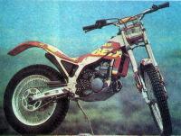 Фото мотоцикла «Бета-зеро»