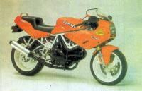 Фото мотоцикла «Дукати-350-Спорт»