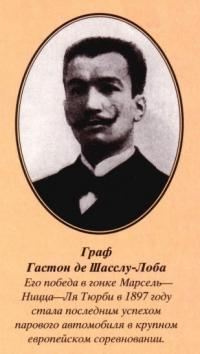 Гастон де Шасслу-Лоба