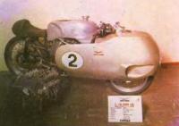 Гоночный байк «Мото-Гуцци-У8»