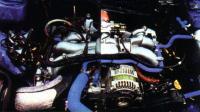 Горизонтально-оппозитный двигатель Субару