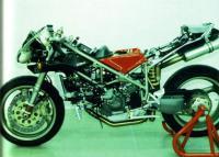 Ходовая Ducati 911