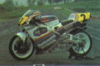 «Хонда-NSR 500» чемпионский мотоцикл-92?