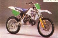 «Хускварна» CR-250/93