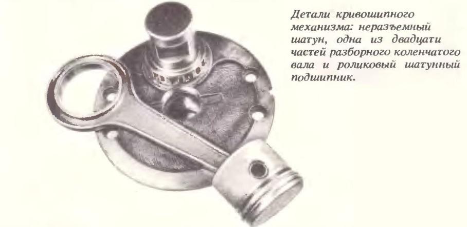 Кривошипный механизм