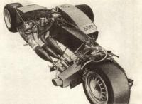 LCR с 4-цилиндровым мотором «Ямаха-TZ500» конца 80-х годов