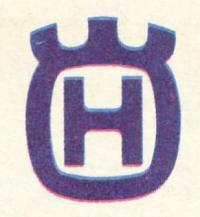 Логотип фирмы «Хускварна»