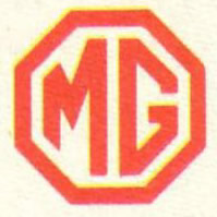 Логотип фирмы MG