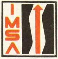 Логотип IMSA