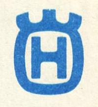 Логотип компании Хускварна