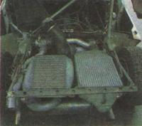 Лянча-Дельта-С4 двигатель