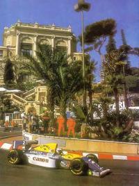 Монако, город ненешнего поединка