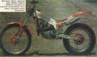 Мотоцикл Бета