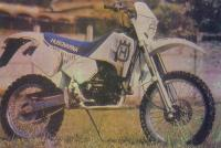 Мотоцикл Хускварна-610-ТЕ
