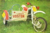 Мотоцикл Восток