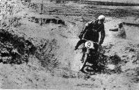 Мотокросс 1 июня 1958 года в Канске