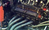 Мотор БМВ образца 1974 года