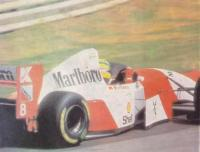 На чемпионате Формулы-1