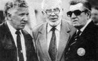 На гоночной трассе под Рустави в 1984 году