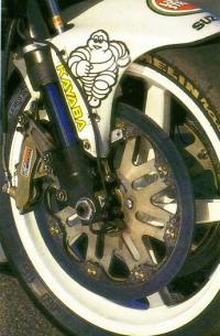 Начинка привода передних колёс
