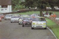 Национальный чемпионат легковых автомобилей «Рено-Клио»