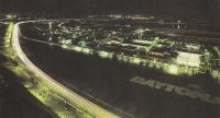 Ночной вид на трек Дайтоны