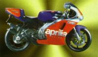 Новый мотоцикл Априлия