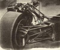 Передняя подвеска «LCR-Yamaha»