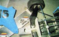 Передняя подвеска «Опель-Лотос»