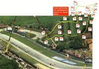 План трассы в Имоле