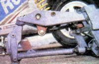 Подвеска передних колес «Пажеро»