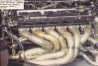 Последний успешный двигатель Хонды