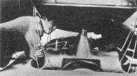 Роземайер впервые осматривает рекордный автомобиль