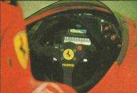 Рычаг переключения передач заменен кнопками на рулевом колесе